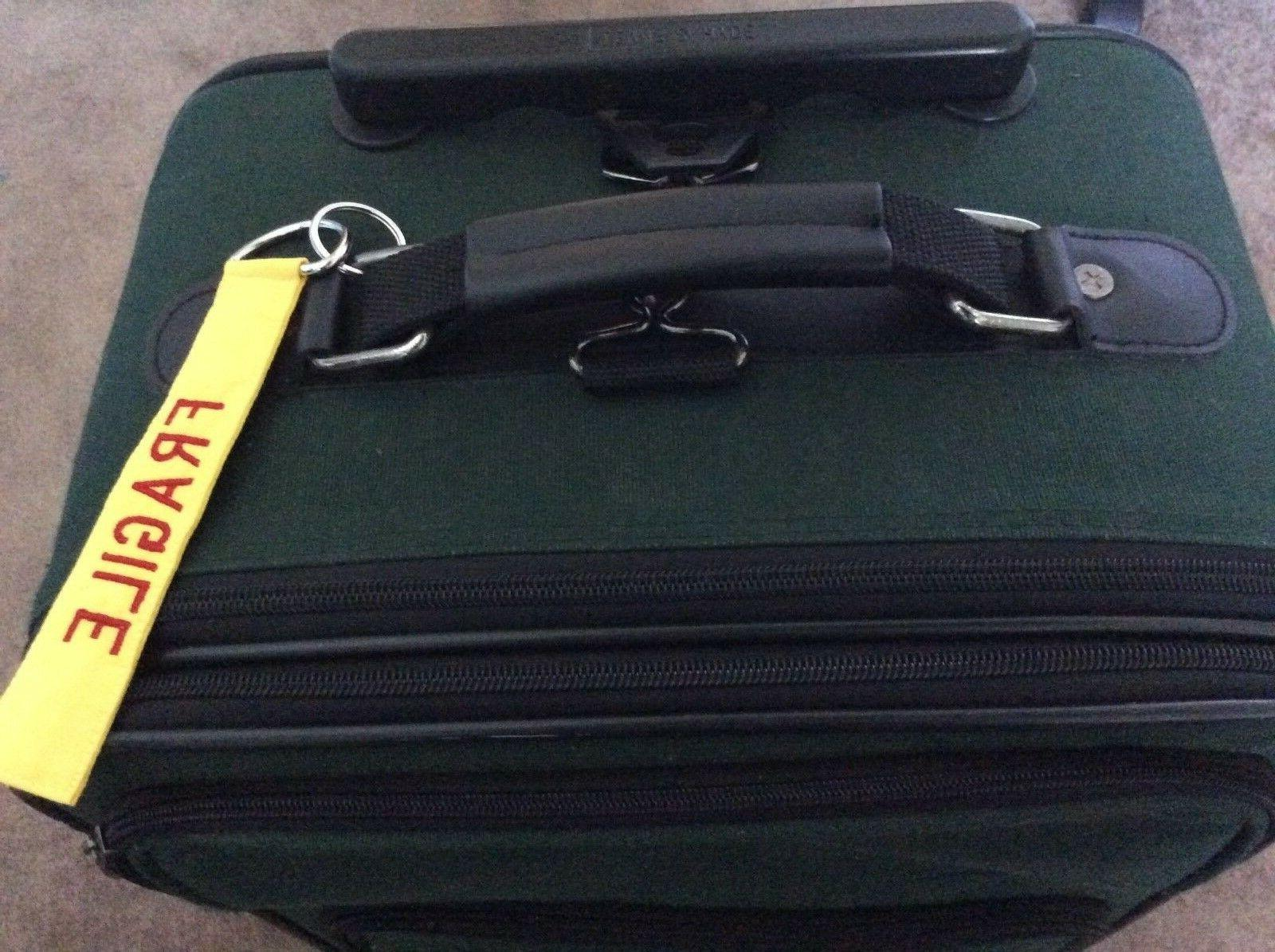 Personalized Luggage Tag Identifier