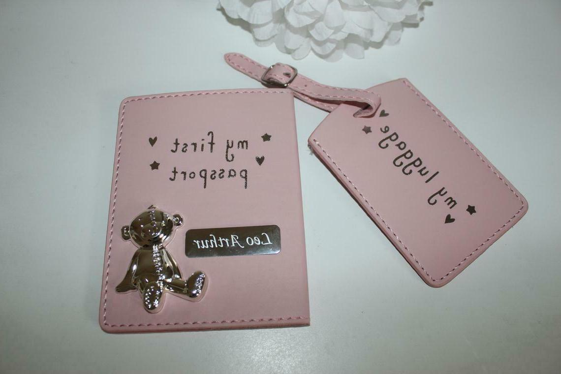 Personalized Cover and Luggage Personalized