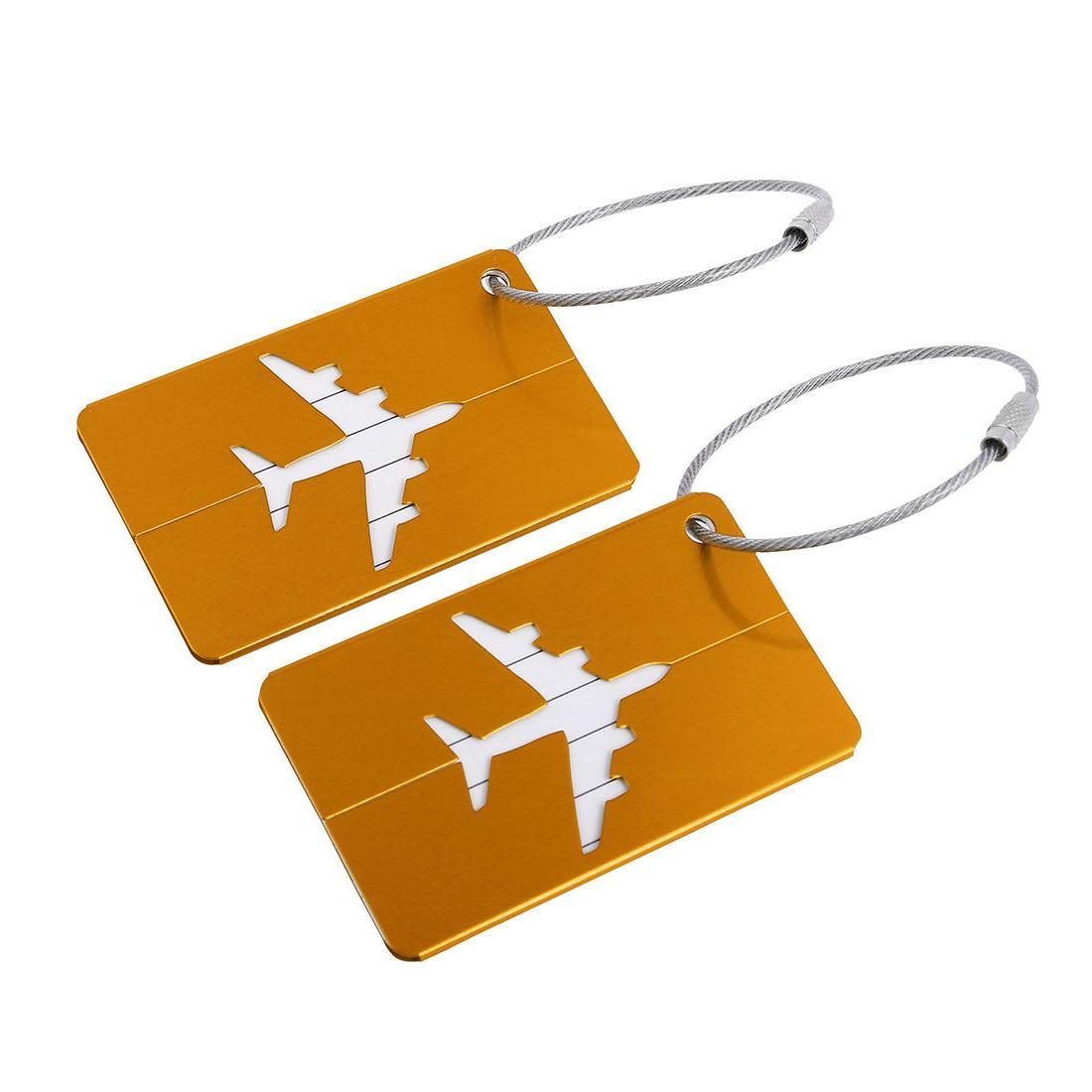 Premium Suitcase Tag Holder