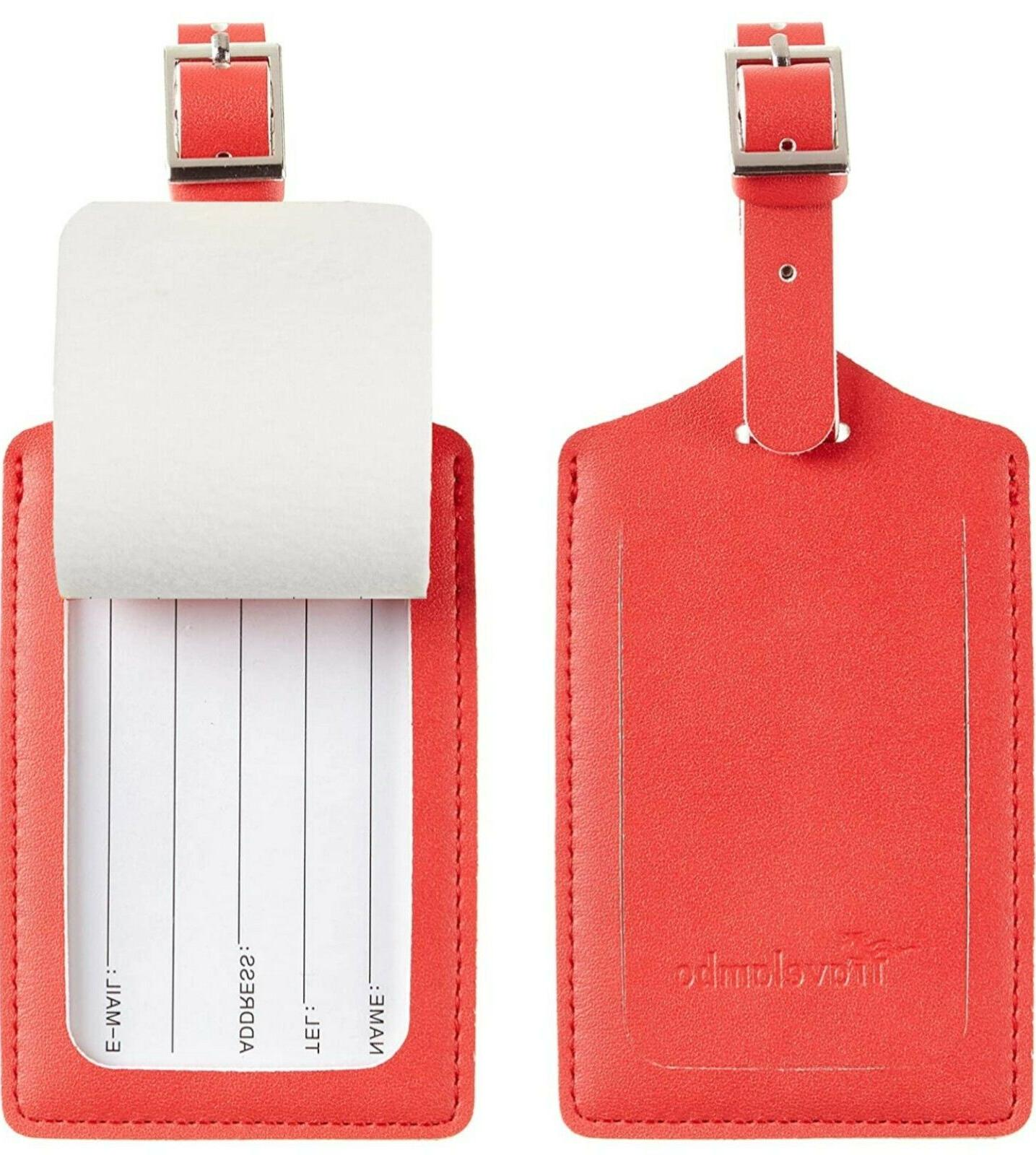 Red-Luggage Protection Travel Bag- 2-Pack!!!