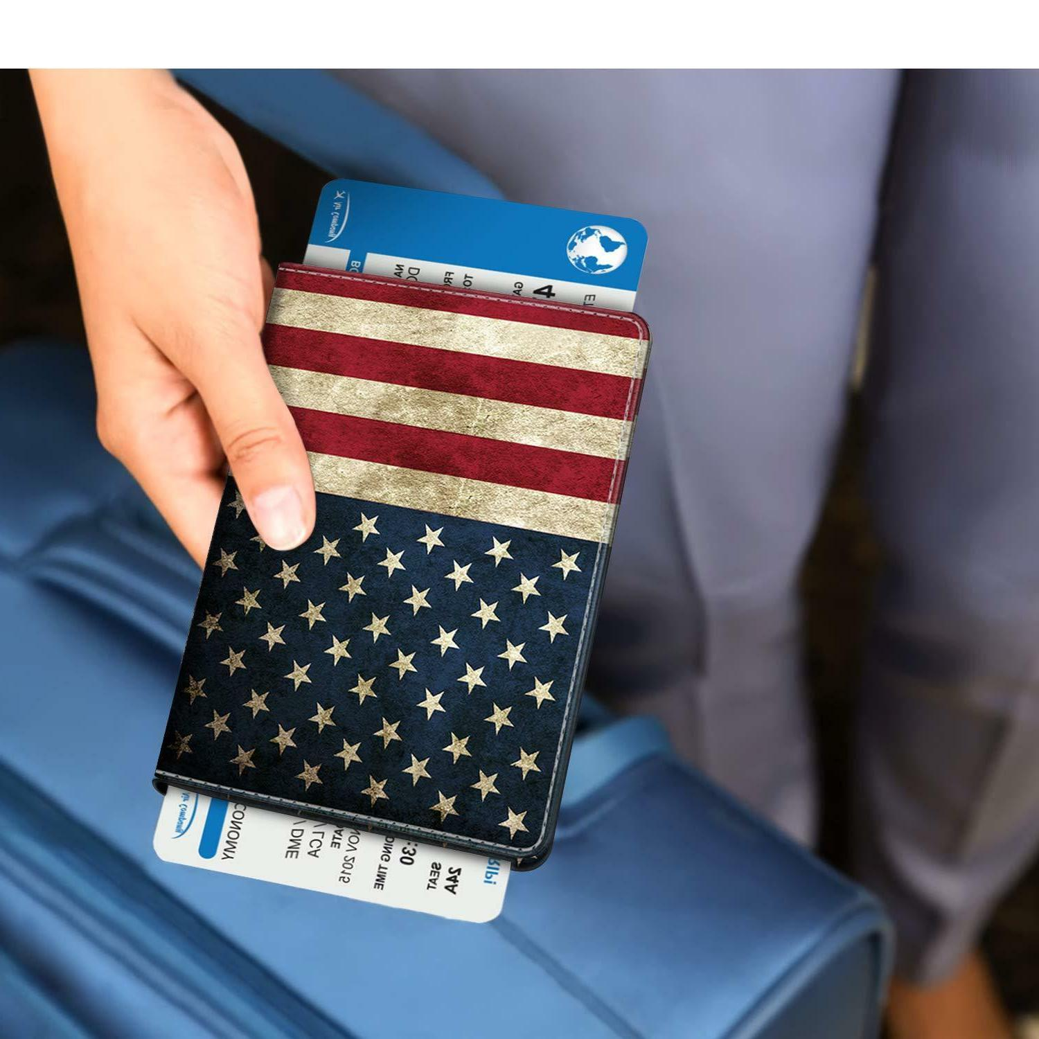 RFID Holder Travel Wallet Cover & Luggage