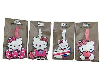 Finex of Hello Kitty Travel Carry On Tag