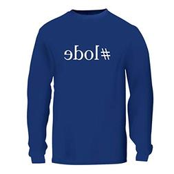 #lode - A Nice Hashtag Men's Long Sleeve T-Shirt Shirt, Blue