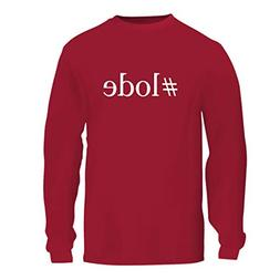 #lode - A Nice Hashtag Men's Long Sleeve T-Shirt Shirt, Red,