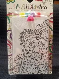 Luggage ID Tag Travel Vacation Christmas Stocking Stuffer Ki