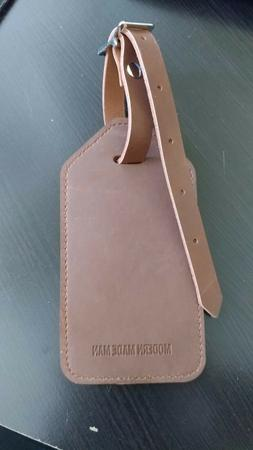 Modern Made Man - Luggage Tag