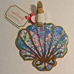 """Lilly Pulitzer Luggage Tag~featured in """"ALL TOGETHER NOW"""" Se"""