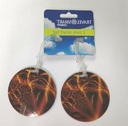 Luggage Tags Smart Travel By Conair 2 Pack