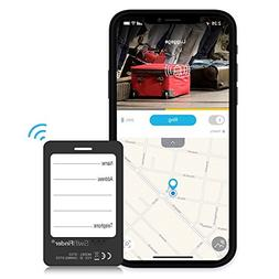Luggage Tracker Device with App, Bluetooth Trackers Tag for