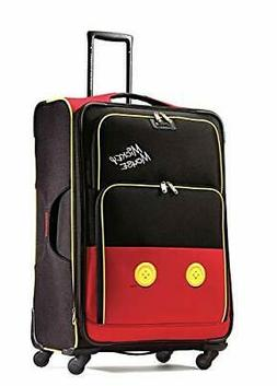 "Disney Mickey Mouse Pants 28"" Spinner Suitcase by American T"