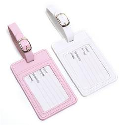 MR&MrS Travel Accessories Luggage Tag Bag Tags Name ID Addre