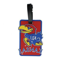 NCAA Kansas Jayhawks Soft Bag Tag