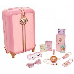 NEW Disney Princess Style Collection Suitcase & Travel Acces