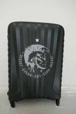 【New with Tag】Diesel Luggage L size Travel Bag ABS Wheel