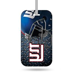 Rico Industries NFL New York Giants Plastic Team Luggage Tag