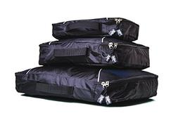 Yugen Packing Cubes 3-Piece Luggage Travel Accessories 210D