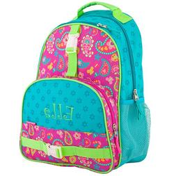 GiftsForYouNow Paisley Embroidered Backpack