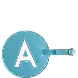 pb travel Initial 'A' Luggage Tag Set of 2
