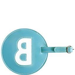 pb travel Initial 'B' Luggage Tag Set of 2