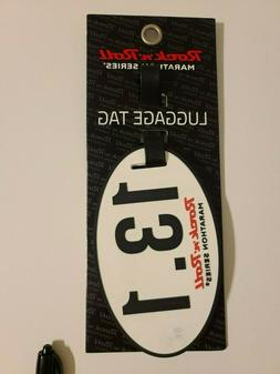 Rock N Roll Series 1/2 Half MARATHON 13.1 Luggage Tag NEW 2