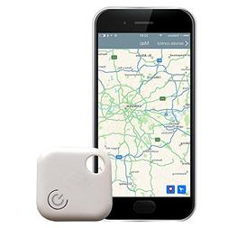 Ivishow Smart Key Finder Anti-Lost Tag, Phone Finder with Bl