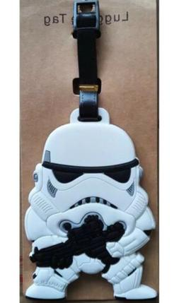 Star Wars Stormtrooper Luggage Tag 4 Inches US Seller