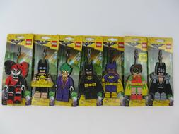 The Lego Batman Movie Luggage Tag Variable Designs NEW