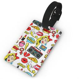NOISYDESIGNS Travel Accessories Fashion Pop Arts Printing <f