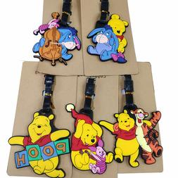 Winnie bear and Tigger Suitcase <font><b>Luggage</b></font>